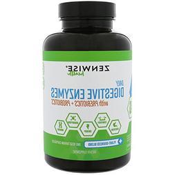 Zenwise Health Daily Digestive Enzymes with Prebiotics Probi