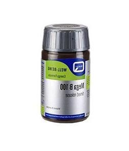 - Quest Mega B 100Mg Tablets - Time Release | 60s | 4 PACK