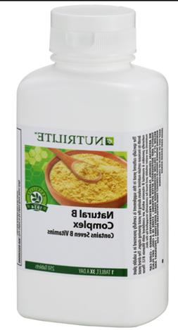 2 X AUTHANTIC NUTRILITE Natural B Complex  AMWAY