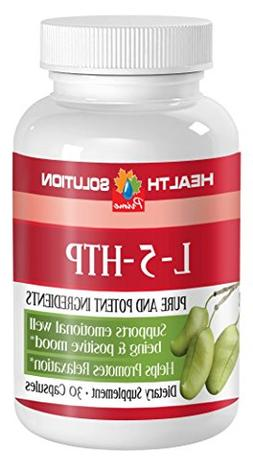 5 htp organic - L-5-HTP - support sleep and mood