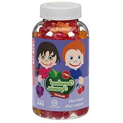 Graceland Organics 90 Kosher-Safe, Halal-Safe Gummy Bears Vi