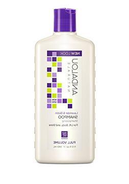 Andalou Naturals Lavender & Biotin Full Volume Shampoo, 11.5