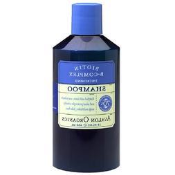 Avalon Organics Shampoo, Thickening, Biotin B-Complex 14 fl