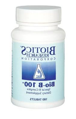 Biotics Research - Bio-B 100 180T