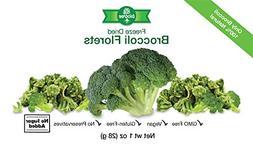 Crunchy Broccoli Snack - All Natural Freeze Dried Broccoli F
