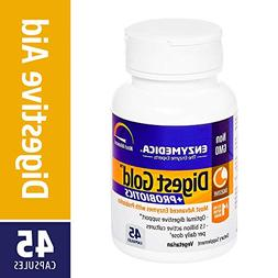 Enzymedica - Digest Gold + Probiotics, Advanced Digestive En