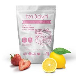 Hyburst - Strawberry Lemonade, 25 Servings, Electrolyte Drin
