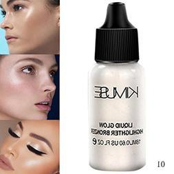LtrottedJ Women Sexy Beauty Shimmer Liquid Brighten Highligh