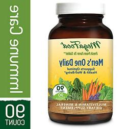 MegaFood - Men's One Daily, Multivitamin Support for Healthy