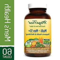 MegaFood - Multi for Men 55+, Multivitamin Support for Energ