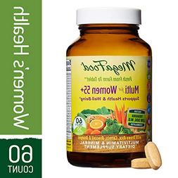 MegaFood - Multi for Women 55+, Multivitamin Support for Car