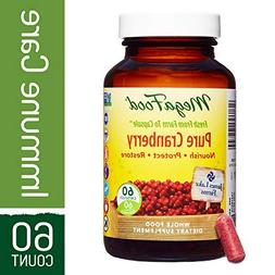 MegaFood - Pure Cranberry, Farm-Fresh Support for Urinary Tr