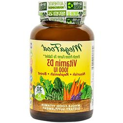 MegaFood - Vitamin D-3 1000 IU, Promotes Healthy Immune Func