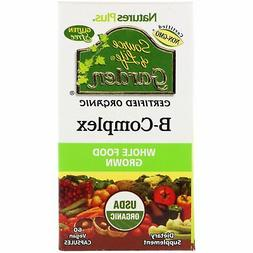 Nature's Plus - Source of Life Garden Organic B-Complex - 60