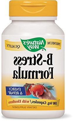 Nature's Way - B-Stress-Siberian Eleuthero, 100 capsules