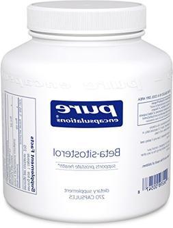 Pure Encapsulations - Beta-sitosterol 270 vcaps
