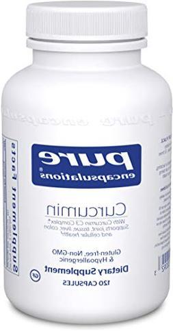 Pure Encapsulations - Curcumin - Hypoallergenic Curcumin C3