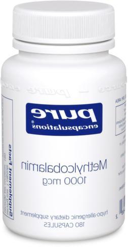 Pure Encapsulations - Methylcobalamin - Advanced Vitamin B12