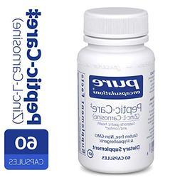 Pure Encapsulations - Peptic-Care  - Hypoallergenic Suppleme