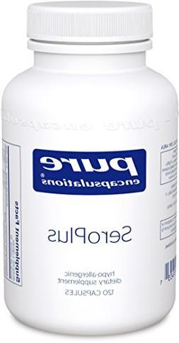 Pure Encapsulations - SeroPlus - Hypoallergenic Serotonin Su