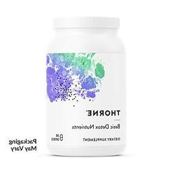 Thorne Research - Basic Detox Nutrients - Soy-Free - Vitamin