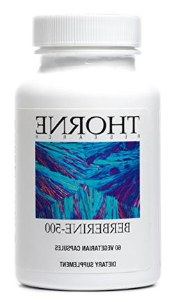 Thorne Research - Berberine-500-60 Vegetarian Capsules