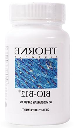 Thorne Research - Bio-B12 - Vitamin B12 with Folate Suppleme