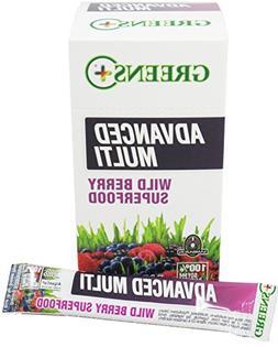 Advance Multi Wild Berry SuperFood Multivitamin Stick pack w