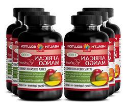 African Mango Irvingia - African Mango 4:1 Extract 1000 mg -