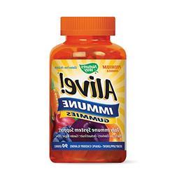 alive immune gummies 90 gummy