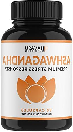 Havasu Nutrition Premium Ashwagandha 1000mg - Natural & Heal