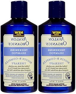 Avalon Organics Biotin B-Complex Thickening Shampoo - 14 oz