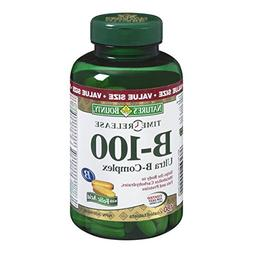 Nature's Bounty B-100 Ultra B-Complex Time Release, 180 Tabl