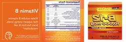 NOW Foods B-12 10,000mcg Shots 0.5 ounce 12 Count Box Mixed