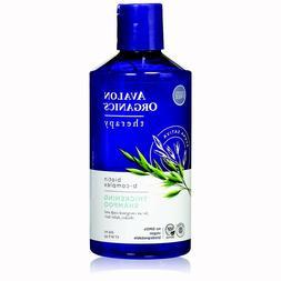 Avalon Organics B-Complex 14 oz. Bottle Thickening Shampoo H