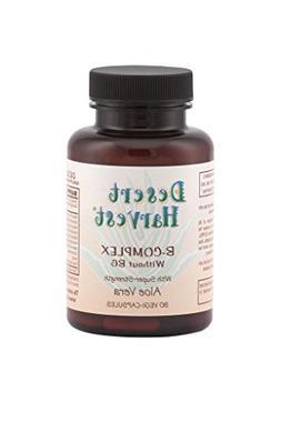 Desert Harvest B-complex - without B6  formula includes B1,