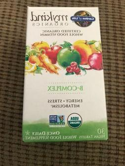 Garden of Life mykind Organics B-Complex Energy Stress Metab