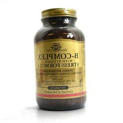 Solgar B Complex with Vitamin C Stress Formula - 250 Tablets