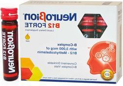 NEUROBION B12 FORTE 10 Drinkable B Complex Vials