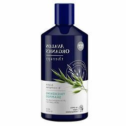 Avalon Organics Biotin B-Complex Thickening Shampoo, 14 Flui