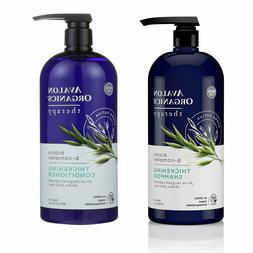 biotin b complex thickening shampoo or conditioner