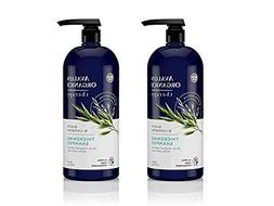 Set of 2 Avalon Organics Biotin-B Complex Thickening Shampoo
