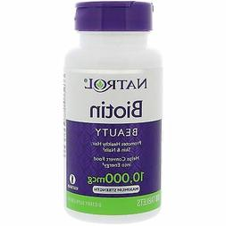 NATROL BIOTIN MAXIMUM STRENGTH PACK OF 5
