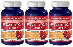 Vitamin dietary supplements BLOOD PRESSURE SUPPORT COMPLEX L