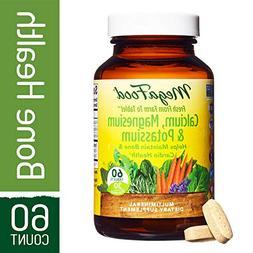 MegaFood - Calcium, Magnesium & Potassium, Promotes Healthy