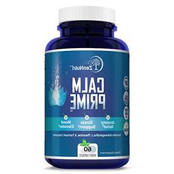 Calm Support, Anti Anxiety, Stress Relief, Mood Enhancer Sup