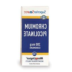 chromium nutritional supplements
