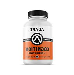 Adapt COGNITION | Nootropic | Formulated for Optimal Memory,