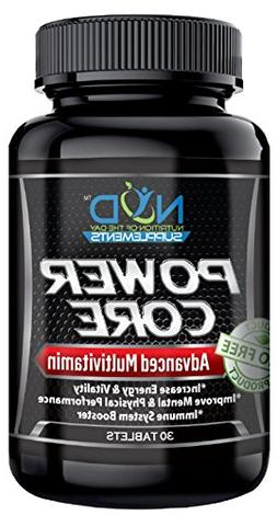 complete once daily multivitamin