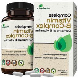 Futurebiotics Complete Vitamin B Complex - All B Vitamins,
